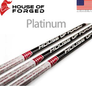 ハウスオブフォージド House Of Forged Platinum ロングドライブ ウッドシャフト HAHF-006 【ゴルフ】