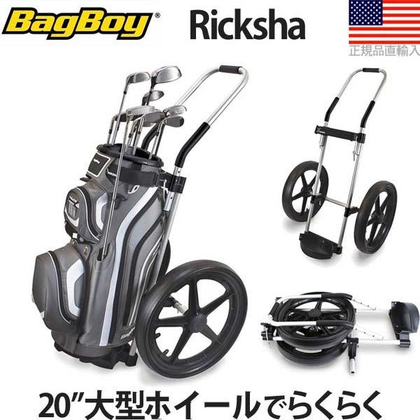 Bag Boy Bagboy Ricksha Rickshaw R 3000 Pull Cart Rk73000