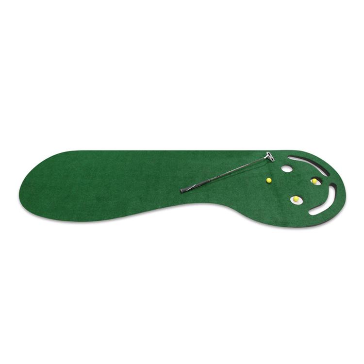 インテック 3ホール ポータブル パッティング マット(Intech 3 Hole Portable Golf Putting Mat)  IN020043 【ゴルフ】