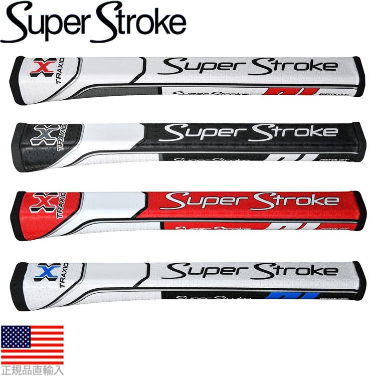 スーパーストローク トラクション ピストル GT 2.0 (SuperStroke Traxion Pistol GT)パターグリップ カウンターコア装着可能 【US正規品】 ST0120 【ゴルフ】