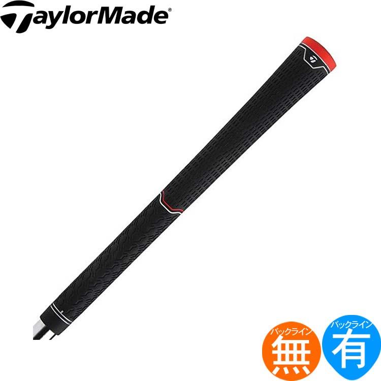 【ゆうパケット配送10本セット】 テーラーメイド M6 デュアルフィール (TaylorMade M6 Dual Feel Round Grip) ウッド&アイアン用グリップ TM0028 【ゴルフ】