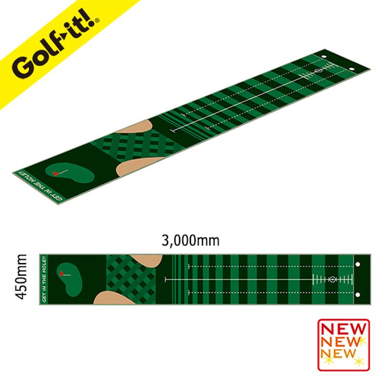 ライト M-159 フラットパターマット 4.5 M-159 パター練習用品 【ゴルフ】