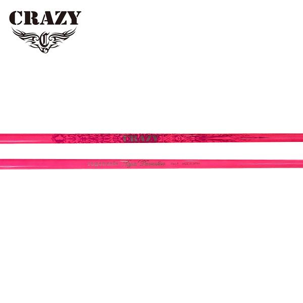 クレイジー リジェネシス Royal Decoration ウッドシャフト (フレックス限定カラー) (Crazy Regenesis Royal Decoration Pink)