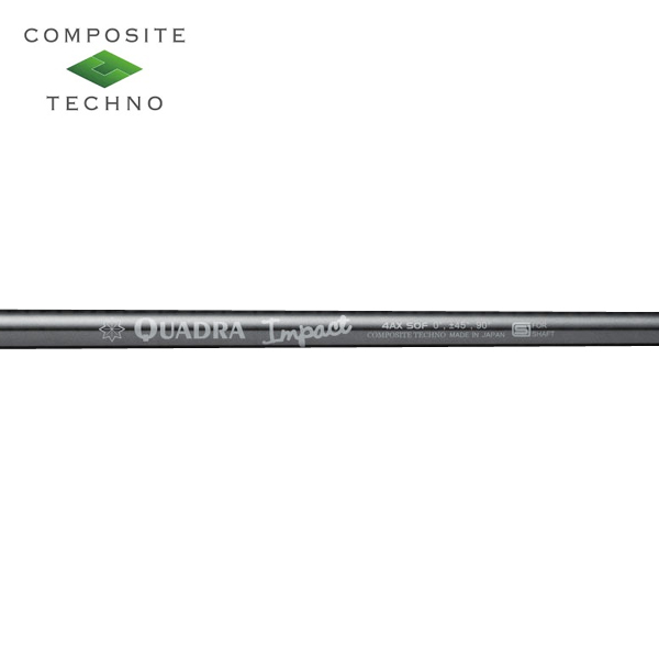 【リシャフト工賃/往復送料込】コンポジットテクノ Impact ウッドシャフト (Composite Techno Impact Wood)