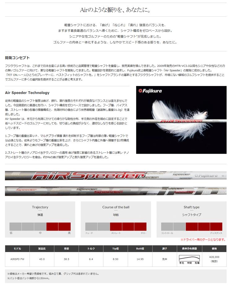 スピーダー Fujikura Speeder EVOLUTION 2 【リシャフト・工賃込・往復送料無料】 エボリューション2 fwフジクラ FW
