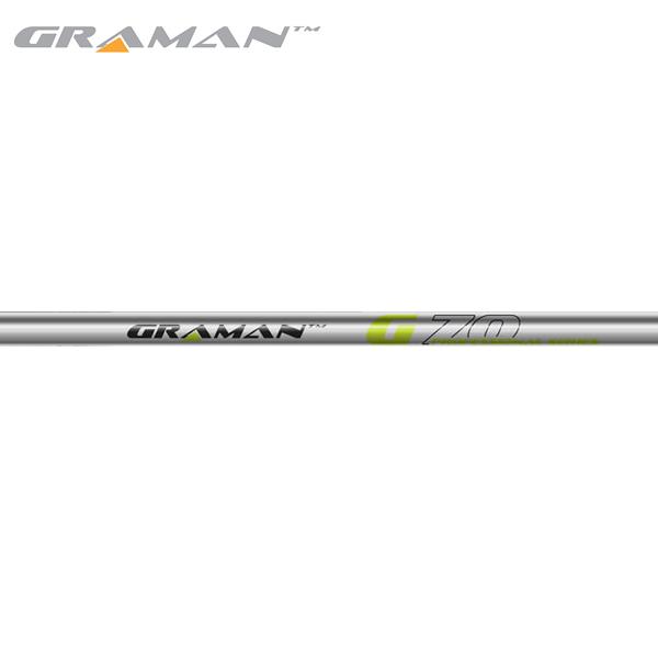 グラマン プロフェッショナルシリーズ G70 ウッドシャフト (Graman Professional Series G70)