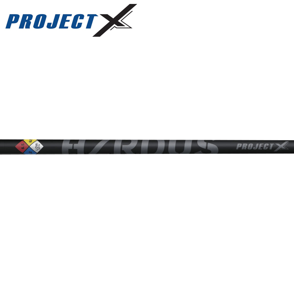 ゴルフシャフト プロジェクトX ハザーダス 全国一律送料無料 ブラック ウッドシャフト US仕様 HZRDUS Black Wood NEW U.S.Ver Project X