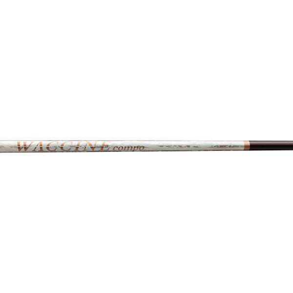 ワクチンコンポ GR330tb ウッドシャフト (WACCINE Compo GR330tb Wood)
