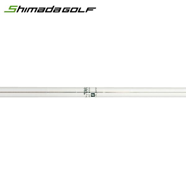島田ゴルフ製作所 K's-7001 スチール アイアンシャフト (Shimada K's-7001 Iron) 【#5-W/6本組】