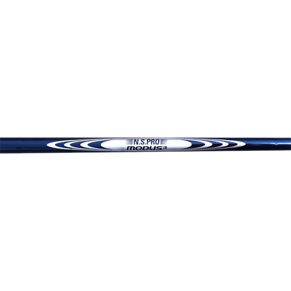 日本轴N.S.Pro modasu 3钢铁楔子轴蓝色版本(N.S.Pro Modus3 Wedge Blue Edition)