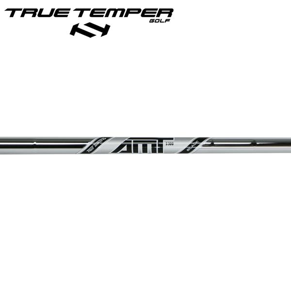 トゥルーテンパー AMT ブラック スチール アイアンシャフト (True Temper AMT Black Iron) 【#5-PW/6本組】