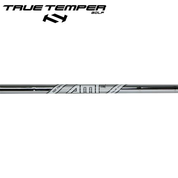 トゥルーテンパー AMT ツアー ホワイト スチール アイアンシャフト (True Temper AMT Tour White Iron) 【#5-W/6本組】