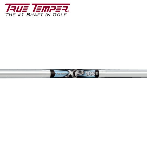 トゥルーテンパー XP105 スチール アイアンシャフト (True Temper XP105 Iron) 【#5-W/6本組】