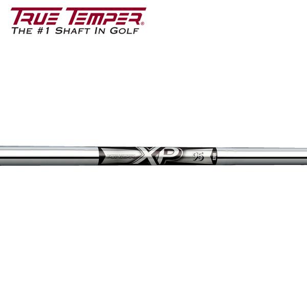 トゥルーテンパー XP95 スチール アイアンシャフト (True Temper XP95 Iron) 【#5-W/6本組】