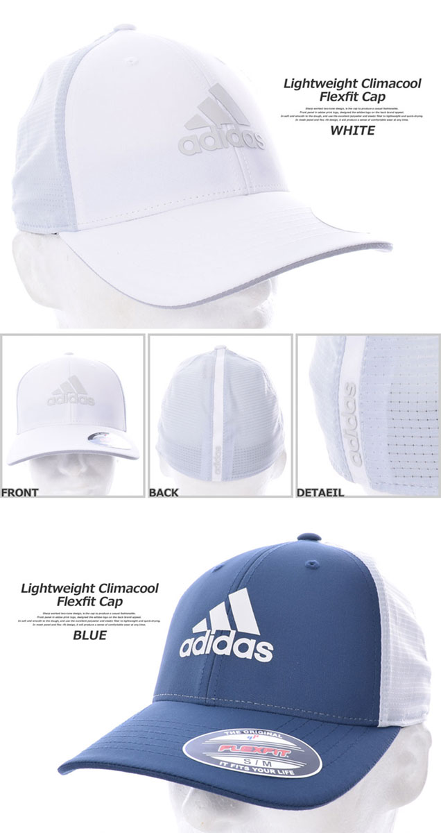 9982a8b8b62 Adidas cap Hat mens Cap menswear wear men s lightweight CLIMACOOL Flex fit  Cap