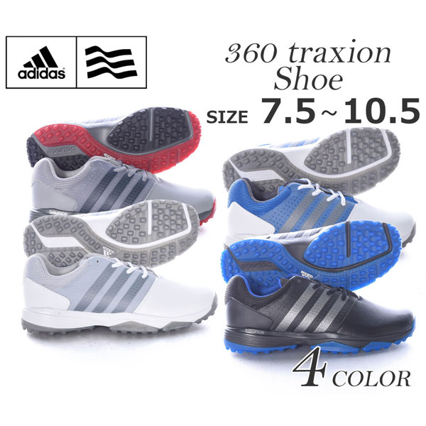 (stock disposal) a sale commemorative in the Adidas adidas shoes men golf shoes golf wear 360 traction shoes big size USA direct import correspondence