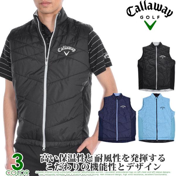 (感謝セール品)キャロウェイ Callaway ゴルフベスト パフォーマンス キルト ベスト 大きいサイズ USA直輸入 あす楽対応