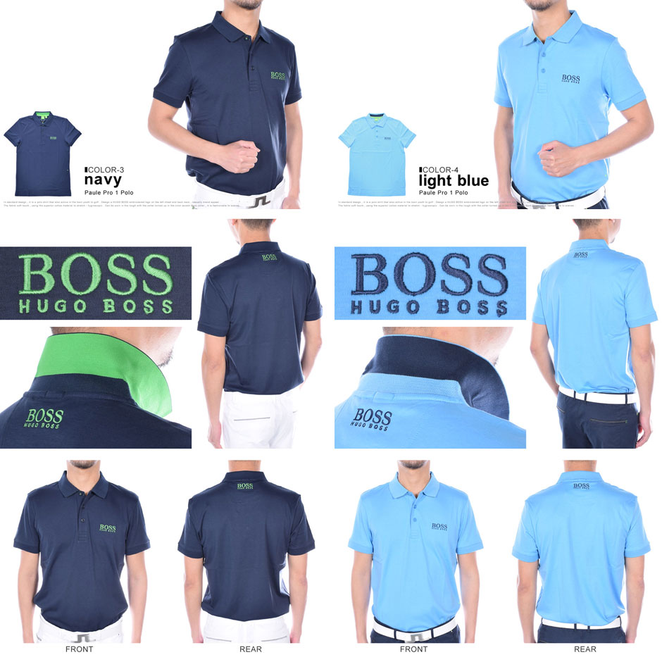 ad65f8723 ... It is a memory sale in the professional player Hugo Boss HUGO BOSS golf  wear men's ...