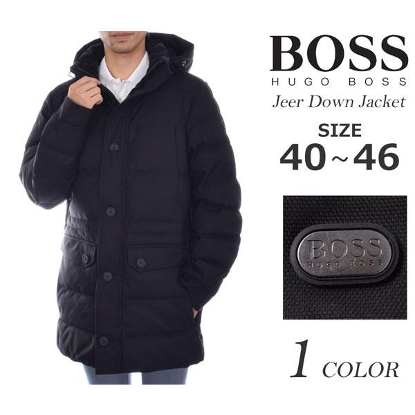 ヒューゴボス HUGO BOSS ゴルフウェア メンズ 秋冬ウェア 長袖メンズウェア ゴルフ ジア ダウン 長袖ジャケット 大きいサイズ USA直輸入 あす楽対応