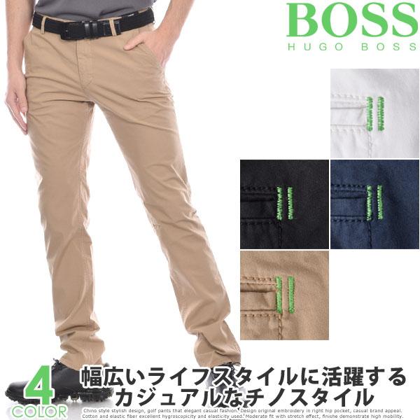 (スペシャル感謝セール)ゴルフパンツ メンズ 春夏 ゴルフウェア メンズ パンツ おしゃれ ヒューゴボス HUGO BOSS メンズウェア ゴルフ パンツ ウェア ロングパンツ ボトム ローガン3 パンツ 大きいサイズ USA直輸入 あす楽対応