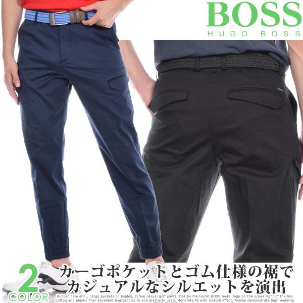 (スペシャル感謝セール)ヒューゴボス HUGO BOSS メンズウェア ゴルフ パンツ ウェア ロングパンツ キーン 2-5 パンツ 大きいサイズ USA直輸入 あす楽対応