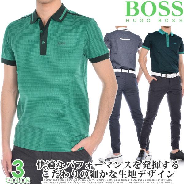 (スペシャル感謝セール)ヒューゴボス HUGO BOSS メンズウェア ゴルフウェア メンズ シャツ トップス ポロシャツ 春夏 おしゃれ パディ 2 半袖ポロシャツ 大きいサイズ USA直輸入 あす楽対応