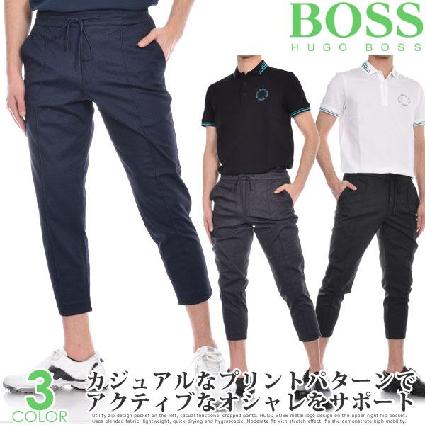 (スペシャル感謝セール)ヒューゴボス HUGO BOSS メンズウェア ゴルフ パンツ ウェア ロングパンツ ボトム キーン 2-8 パンツ 大きいサイズ USA直輸入 あす楽対応
