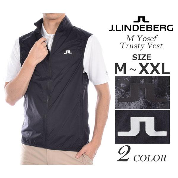 (在庫処分)Jリンドバーグ ベスト メンズウエア ゴルフウェア メンズ ゴルフベスト M ヨセフ トラスティ ベスト 大きいサイズ USA直輸入