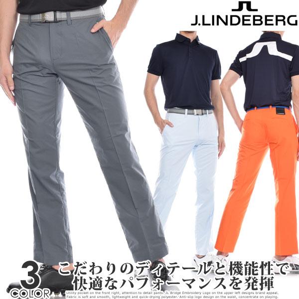 Jリンドバーグ J.LINDEBERG メンズウェア ゴルフ パンツ ロングパンツ メンズ ボトム エロフ レギュラー フィット ライト パンツ 大きいサイズ USA直輸入 あす楽対応