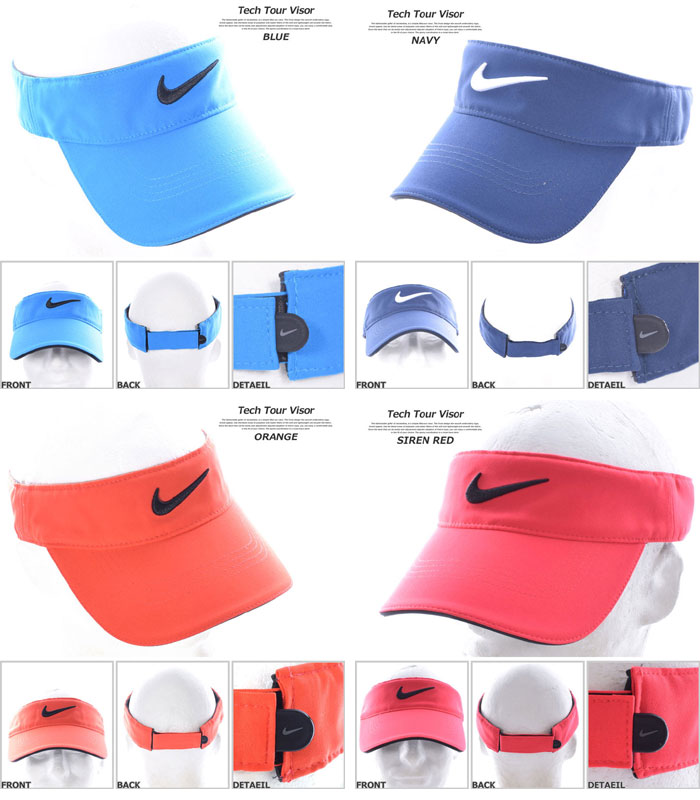 Nike cap Hat mens Cap menswear wear men's tech tour visor