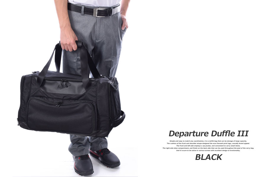 e7232f53db0d golfwear-usa  Nike departure III Duffle Bag