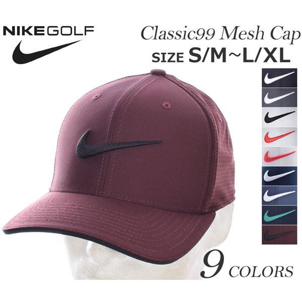 Nike cap hat men cap men s wear golf wear men classical music 99 mesh cap 6b3ce17fda4d