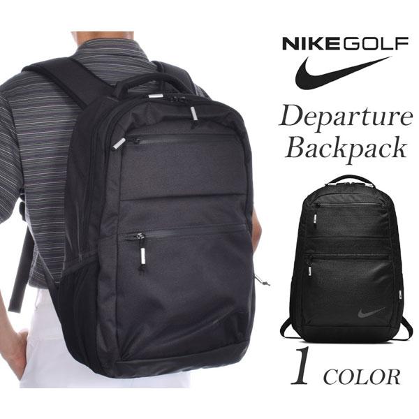 ナイキ Nike ゴルフバッグ アクセサリーバッグ おしゃれ ディパーチャー バックパック USA直輸入 あす楽対応