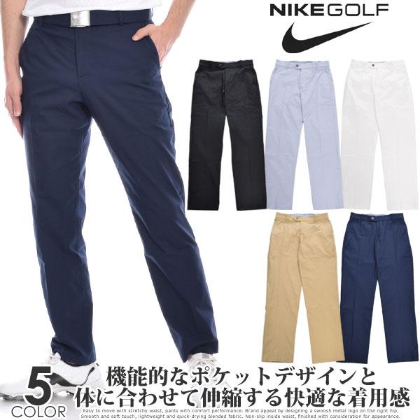 (スーパーセール)ゴルフパンツ メンズ ゴルフウェア メンズ パンツ おしゃれ ナイキ Nike フレックス プレイヤーズ パンツ 大きいサイズ USA直輸入 あす楽対応