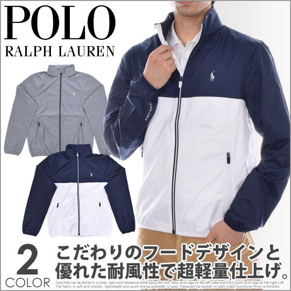 ポロゴルフ ラルフローレン メンズウエア ウルトラライト アノラック 長袖ジャケット 大きいサイズ USA直輸入 あす楽対応