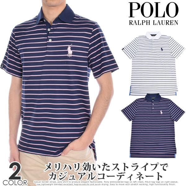 ポロゴルフ ラルフローレン ゴルフウェア メンズウェア ゴルフ パフォーマンス ライル 半袖ポロシャツ 大きいサイズ USA直輸入 あす楽対応