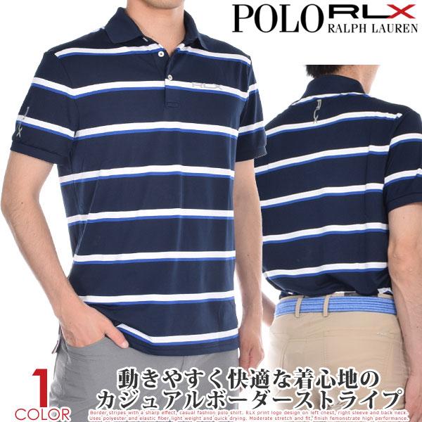 ポロゴルフ ラルフローレン ゴルフウェア メンズ シャツ トップス ポロシャツ 春夏 おしゃれ RLX テック ピケ 半袖ポロシャツ 大きいサイズ USA直輸入 あす楽対応