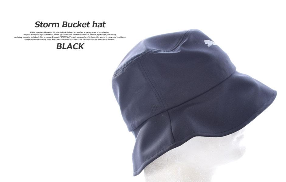 golfwear-usa  Puma cap hat men cap men s wear golf wear men storm ... 1670c1c9359