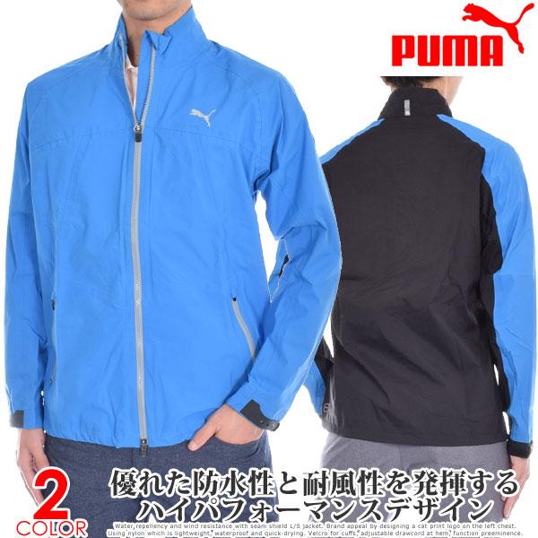 (スペシャルSale)プーマ Puma ゴルフウェア メンズ 秋冬ウェア 長袖メンズウェア ストーム 長袖ジャケット 大きいサイズ USA直輸入 あす楽対応