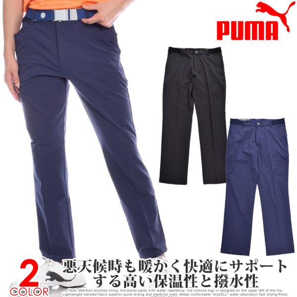 プーマ Puma ゴルフウェア メンズ おしゃれ ゴルフパンツ ロングパンツ ボトム メンズウェア ストレッチ ユーティリティー 2.0 パンツ 大きいサイズ USA直輸入 あす楽対応