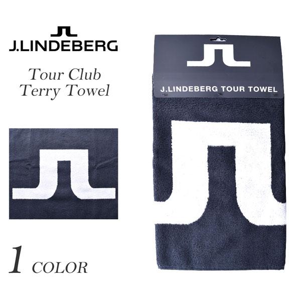 Jリンドバーグ J.LINDEBERG タオル ゴルフ用タオル ツアー クラブ テリー タオル USA直輸入 あす楽対応