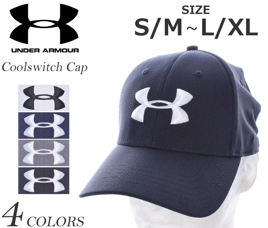 golfwear-usa  Under Armour UNDER ARMOUR cap golf wear men cool ... fe7fd828079