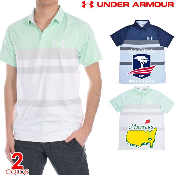 アンダーアーマー UNDER ARMOUR ゴルフウェア メンズウェア Iso-Chill クール ブロック 半袖ポロシャツ 大きいサイズ USA直輸入 あす楽対応