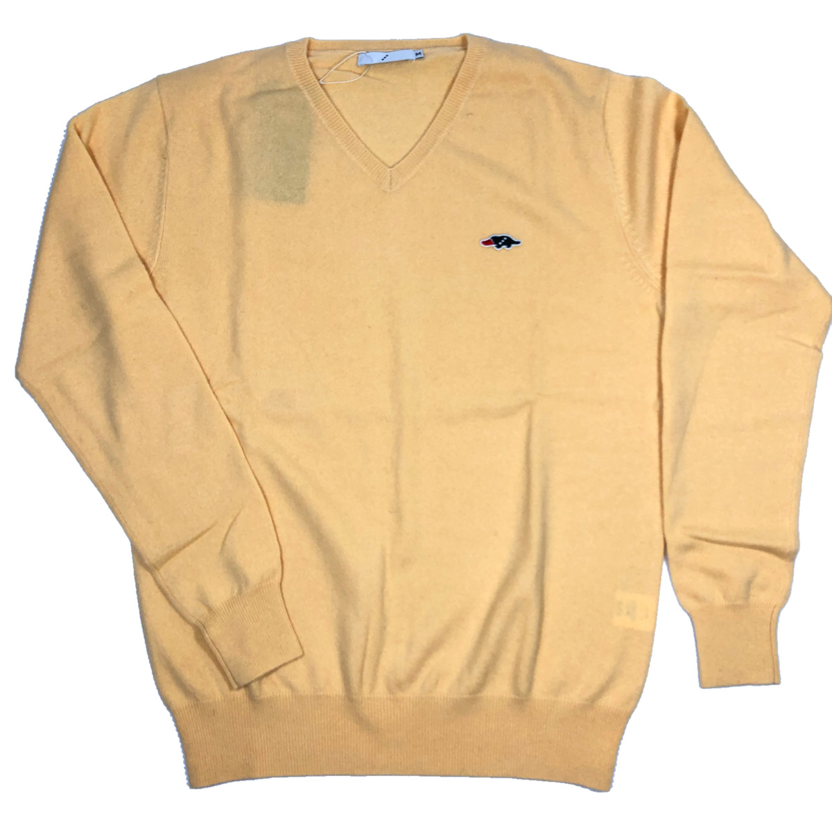 rough&swell ラフアンドスウェル RSM-17214 Basic Cashmere 【Yellow】