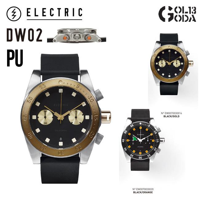 ELECTRIC DW02 PU エレクトリック 時計 ウォッチ 腕時計 (DW2P2)【店頭受取対応商品】