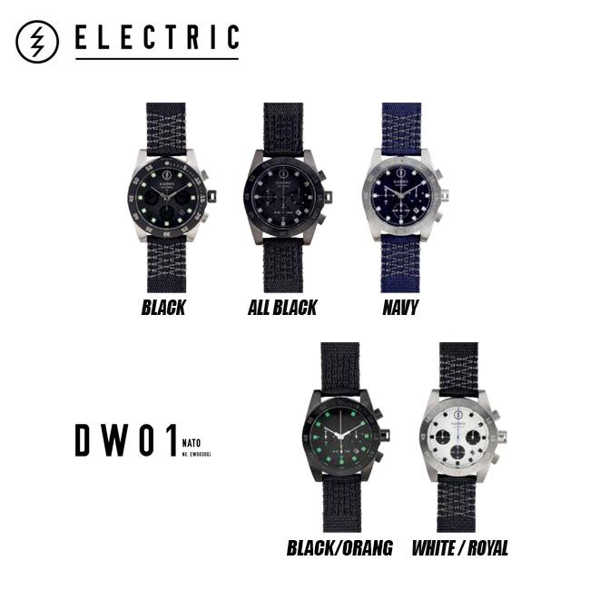 ELECTRIC DW01 NATO エレクトリック 時計 ウォッチ 腕時計 (DW1N)【店頭受取対応商品】