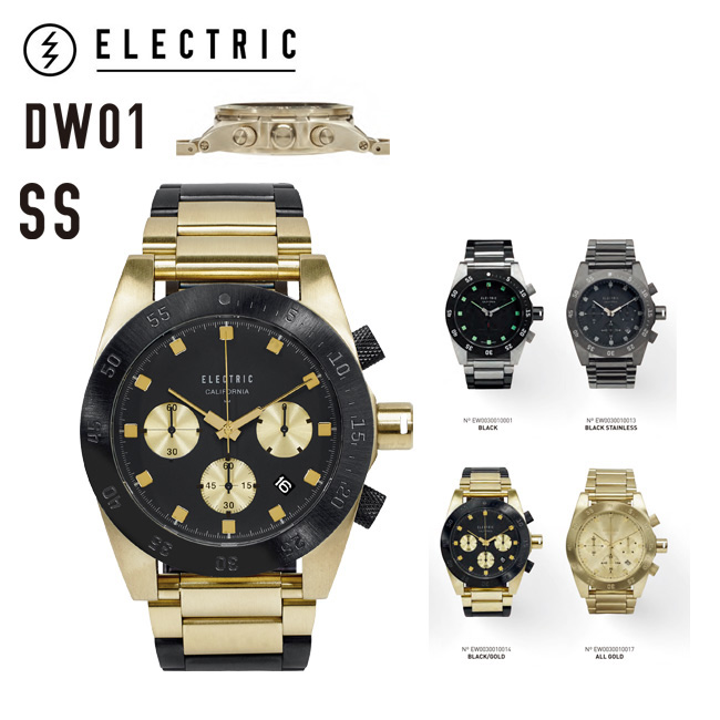 ELECTRIC DW01 SS エレクトリック 時計 ウォッチ 腕時計 (DW1S2)【店頭受取対応商品】