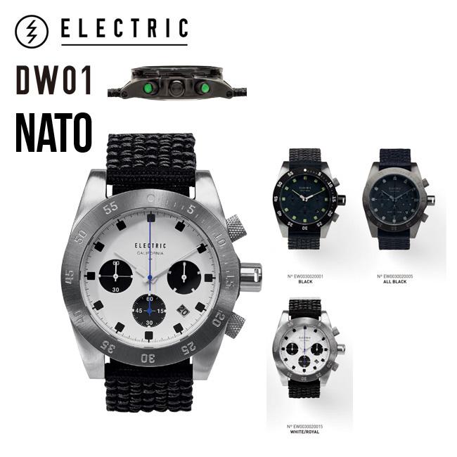 ELECTRIC DW01 NATO エレクトリック 時計 ウォッチ 腕時計 (DW1N2)【店頭受取対応商品】