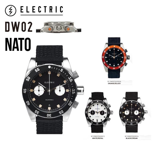 ELECTRIC DW02 NATO エレクトリック 時計 ウオッチ 腕時計 (DW2N2)【店頭受取対応商品】