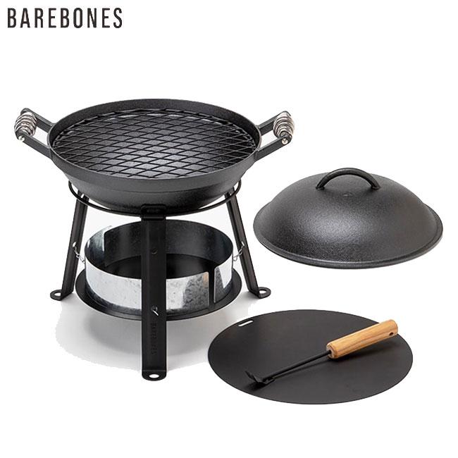 ベアボーンズリビング アウトドア アイアン オーブン 鋳鉄 万能調理器具 BAREBONES LIVING BBQ キャンプ グランピング アウトドア